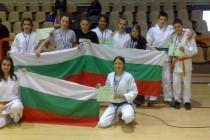 Джудистите от Тополовград с два златни медала от Гърция