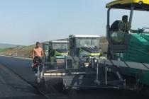 """По магистрала """"Марица"""" се асфалтира усилено"""