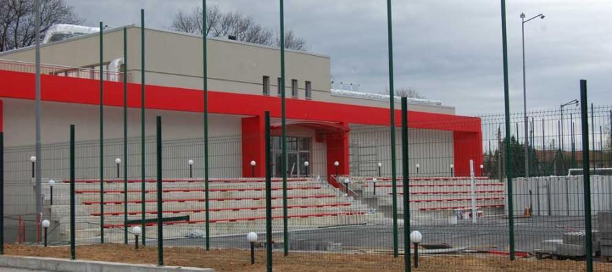 Изграждането на 7 спортни площадки в Любимец e  на финалната права