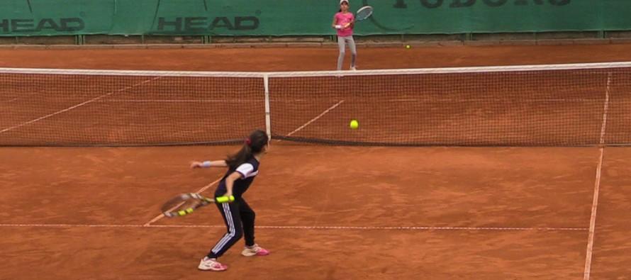 В Свиленград започна тенис турнир за деца