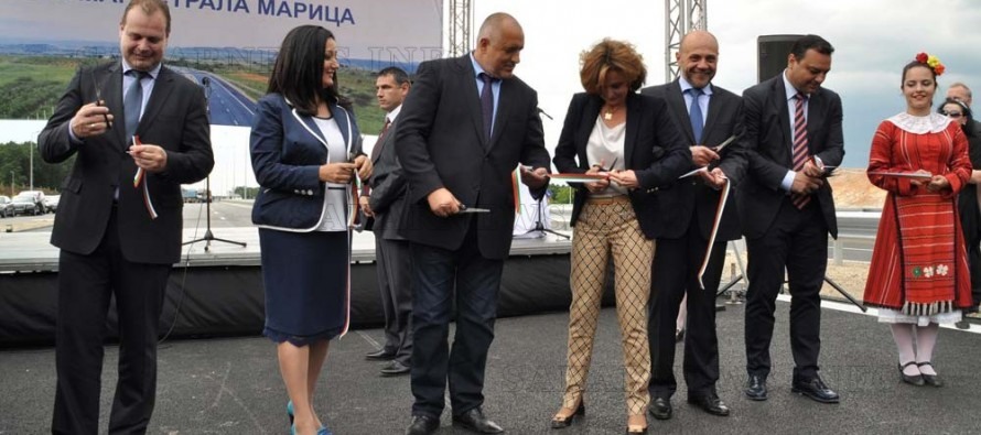 Пуснаха магистрала от Димитровград до Харманли