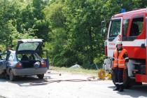 Катастрофа прати двама в болница и отне човешки живот
