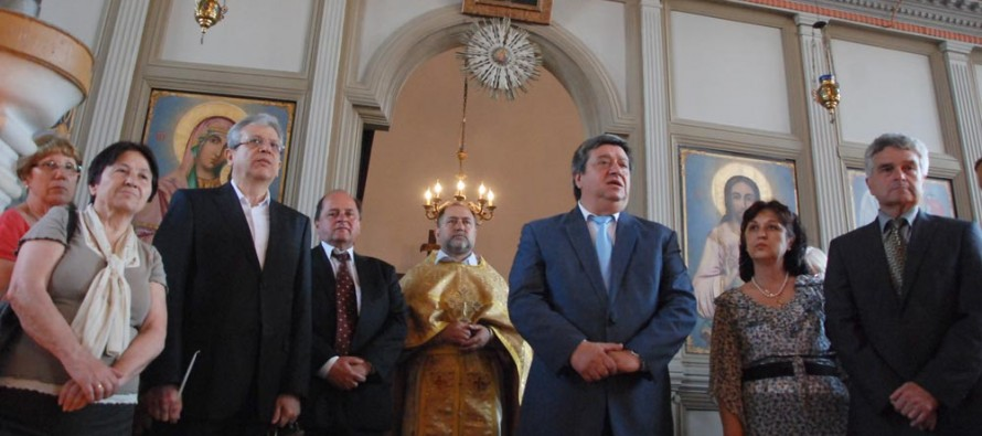 Стотици българи посетиха българските църкви в Одрин на Гергьовден