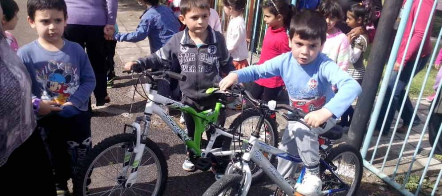 В Болярово децата отбелязаха Третата глобална седмица за пътна безопасност