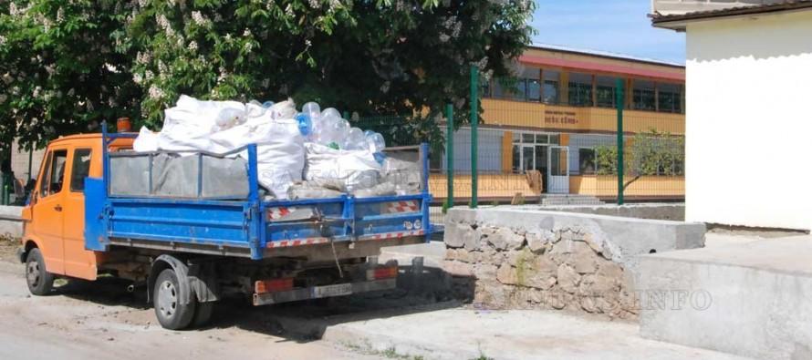 РИОСВ отне разрешението на общинска фирма за изкупуване на отпадъци