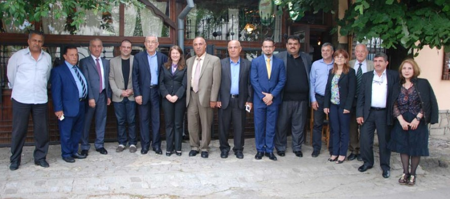 Кюрдски бизнесмени дойдоха да купуват български стоки