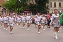 Мажоретки от Свиленград спечелиха златен медал