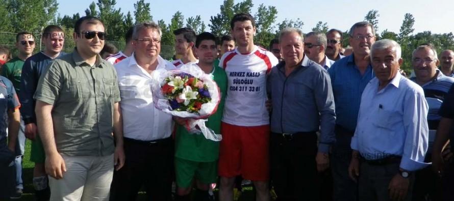 Футболна среща за Деня на спорта в Селиолу