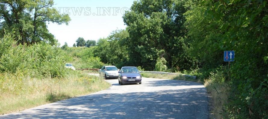 Пътят Харманли – Българин става все по-опасен