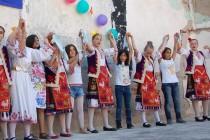 И бежанските деца отбеляза Деня на детето