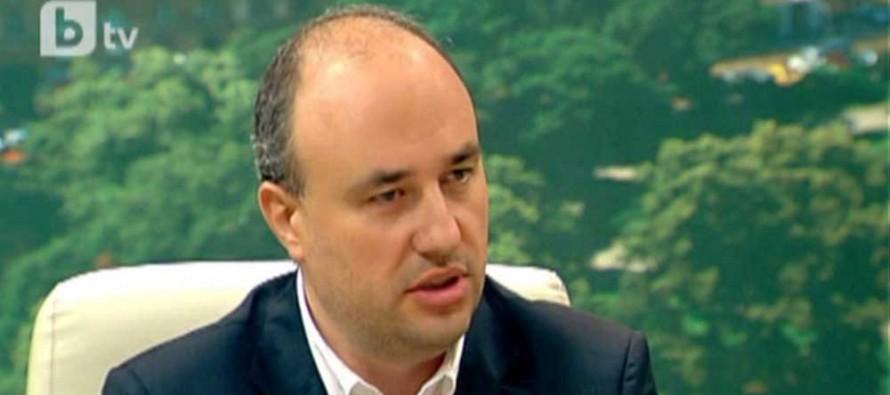 Юлиан Мирков е новият началник на Митница Свиленград