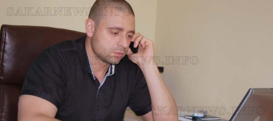 """Габриел Русев: """"Водим разговори за кандидат-кмет"""""""