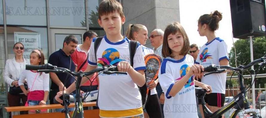 Над 160 деца на крос на Ротари клуб – Харманли