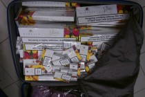 Нова пратка цигари без бандерол откриха митничари