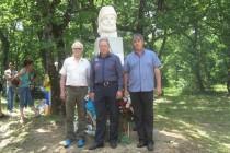 Паметник на Стефан Караджа бе открит край Средец
