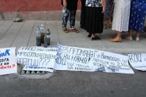 Симеоновградчани отново протестираха срещу мръсната вода в чешмите им