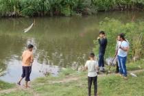Бежанци – бракониери ловят риба незаконно край Харманли
