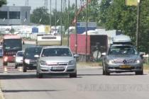 Поставят табели за пренасочване на гастарбайтерите по новата магистрала
