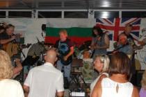 Англичани направиха Главан рок център на Сакара