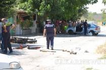 Мотоциклетист загина след удар в стълб