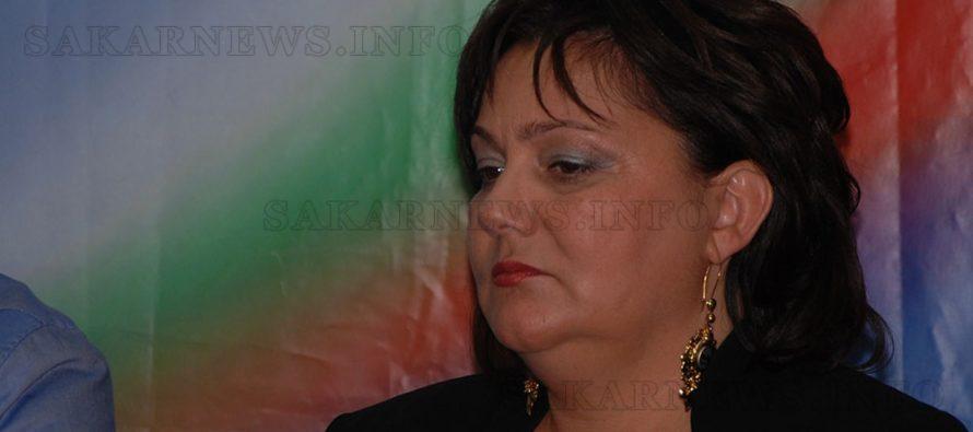 Диана Овчарова обеща работа с повече енергия, смелост и воля за Ивайловград