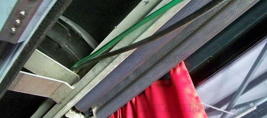Откриха контрабандни цигари, скрити в таван на автобус