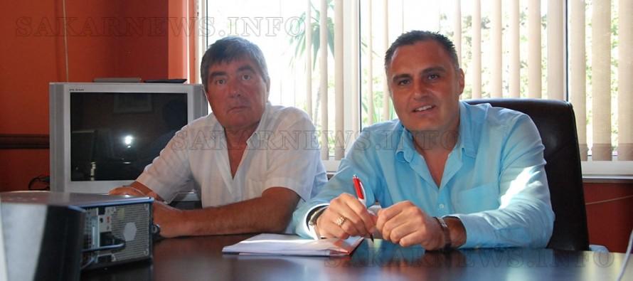 Красимир Панчев обяви, че ще се кандидатира за кмет на Харманли