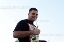 Момче представя града си в национален конкурс по бийт бокс в столицата