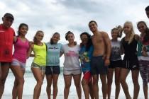 Лекоатлети бяха на лагер по проект