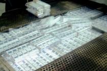 На  Капитан Андреево откриха контрабандни цигари в шасито на камион