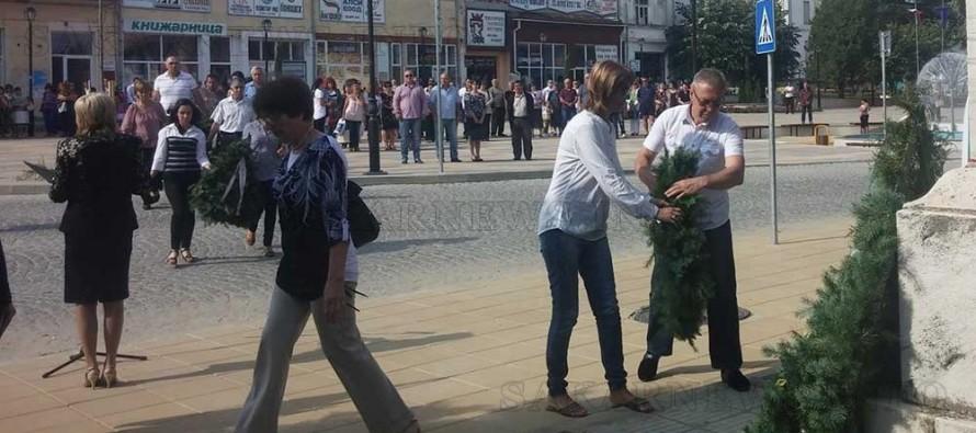 Независимостта бе отбелязана подобаващо в Тополовград