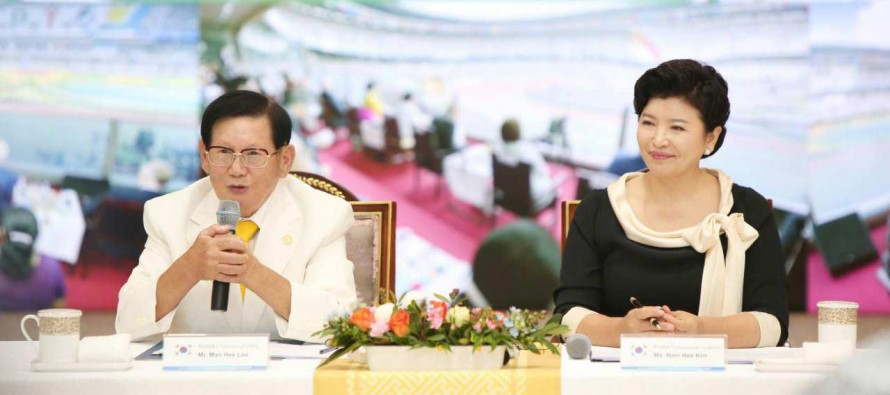 Chairman of HWPL Delivers Message of Peace to the UN: Stopping Global Devastation!