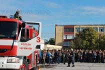 Гимназисти научиха как  да реагират при евакуация
