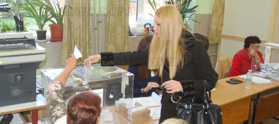 Изборният ден започна спокойно (обновена)