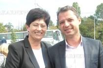 """Делян Добрев: """"Държавата застава зад Мария Киркова, предстоят инвестиции за 50 милиона"""