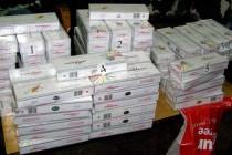 Над 100 000 цигари конфискуваха митничари за последните 24 часа