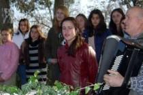 Ученици отбелязаха патронния си празник