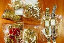На Капитан Андреево отново конфискуваха злато