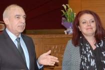 Пейчо Стайков и Милена Рангелова си размениха местата