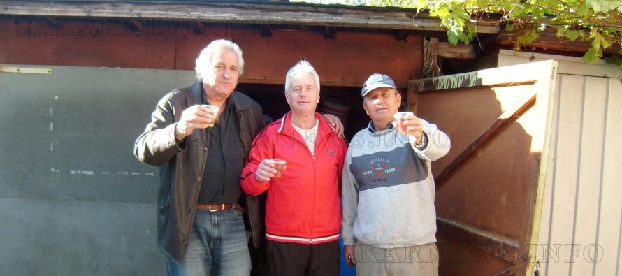 Младото вино от Сакар е готово