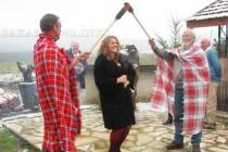 """Сдружение """"Келтско наследство""""  посрещна келтската Нова година"""