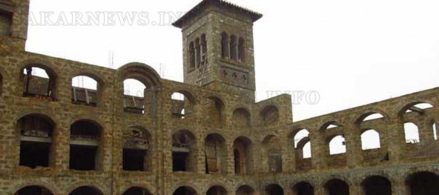 Копие на голямата базилика в плиска се изгражда в Бесарабия
