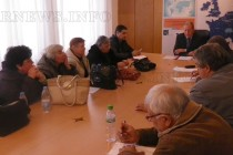 Кметове се срещнаха с началниците на РУП – Елхово и ПУ – Болярово