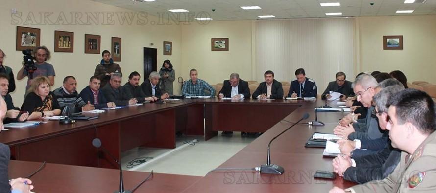 Всички институции в област Хасково са готови за посрещнат зимните предизвикателства
