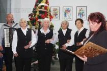 Самодейци от Куклен пак зарадваха  обитателите на Дома за стари хора