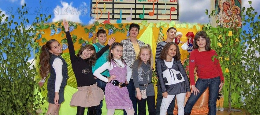 """Детска вокална група """"Щастливци"""" отбелязва 19 години на сцена"""