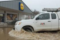 Реките се изпълниха, засега опасност от разливи няма (обновена в 15:30ч)