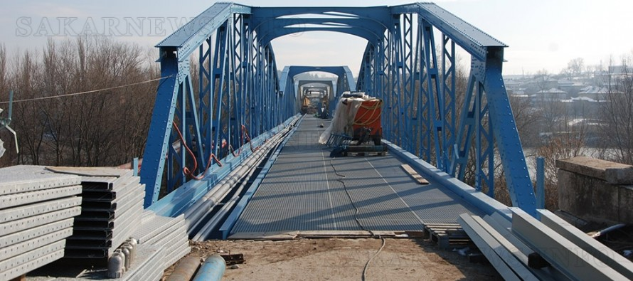 Ремонтът на  железния мост ще се забави