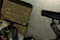 Пистолети и 5 220 патрона откриха митничари