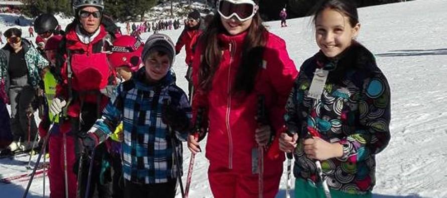 Вазовци – с 35-годишни традиции  в ски обучението